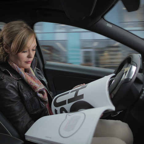 "Volvo announces ""one-of-a-kind"" public tests for self-driving cars"