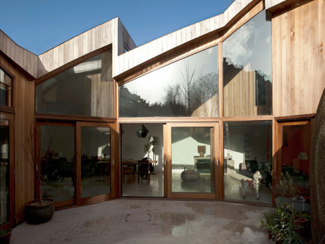 Waddington Studios by Featherstone Young