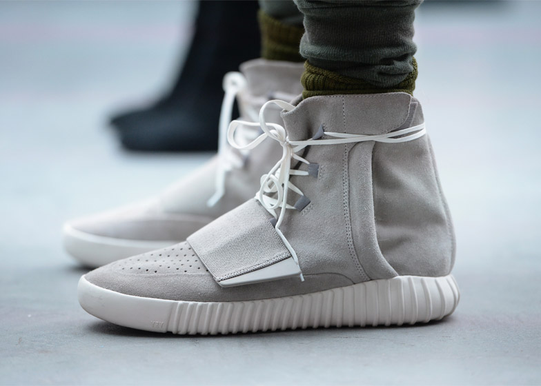 Kanye West debuts first Adidas collection