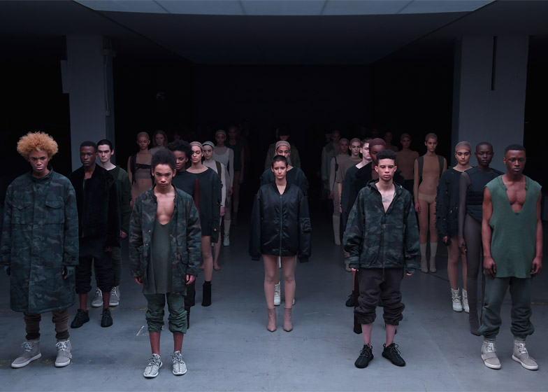 Yeezy Season 1 collection by Kanye West for Adidas