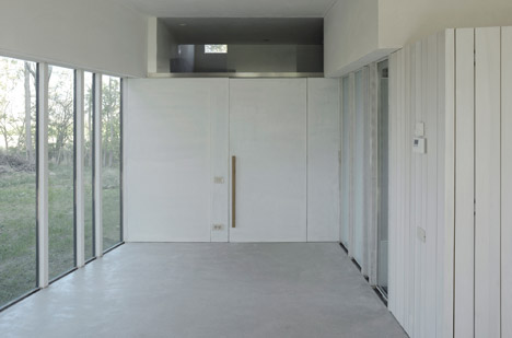 Zuidzande by Marie-José Van Hee Architecten