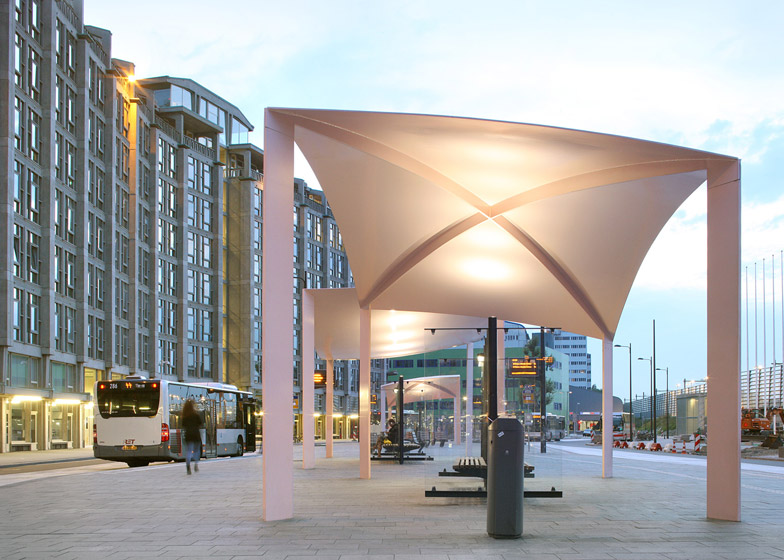 m237 Canopy in Rotterdam, Netherlands by Maxwan