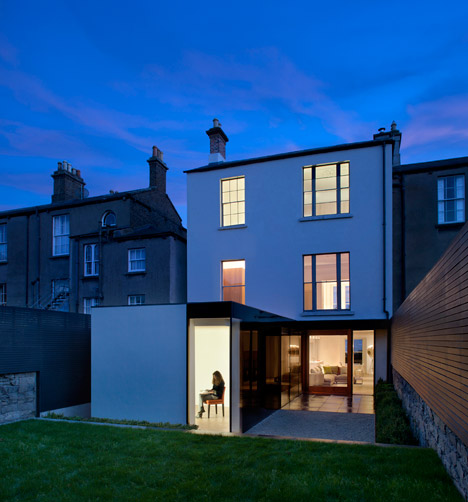 81 Leinster Road by Allister Coyne