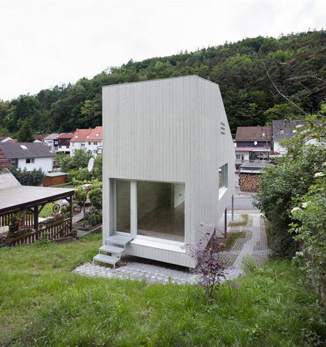 A small house by Architekturbüro Scheder