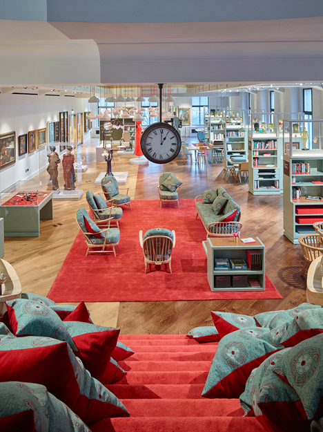 Reading Room by AOC