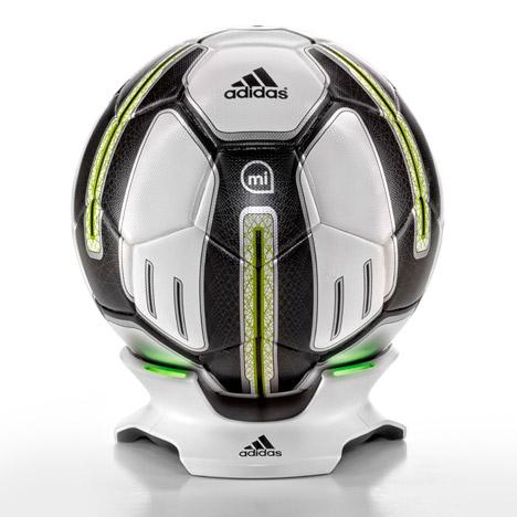 The Adidas Smart Ball