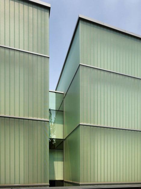 Ahn Jung-geun Memorial Hall by D-Lim Architects