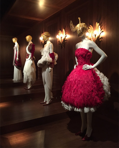 Alexander McQueen: Savage Beauty at London's V&A museum