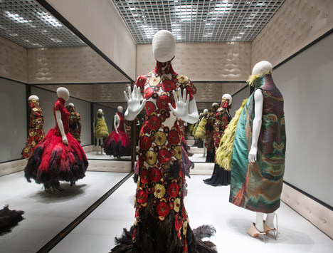 Alexander McQueen: Savage Beauty at the V&A Museum