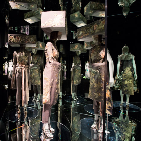 Alexander McQueen: Savage Beauty opens at London's V&A