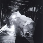 Ann Ray shares intimate behind-the-scenes photographs of Alexander McQueen
