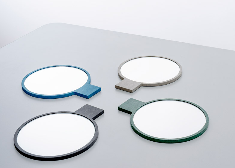 Hand Mirrors by MPGMB