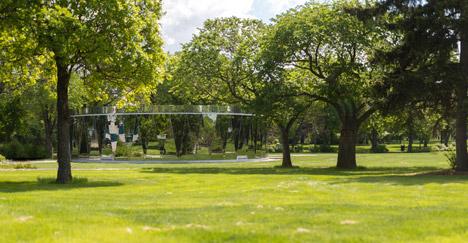 Borden Park Pavilion by GH3
