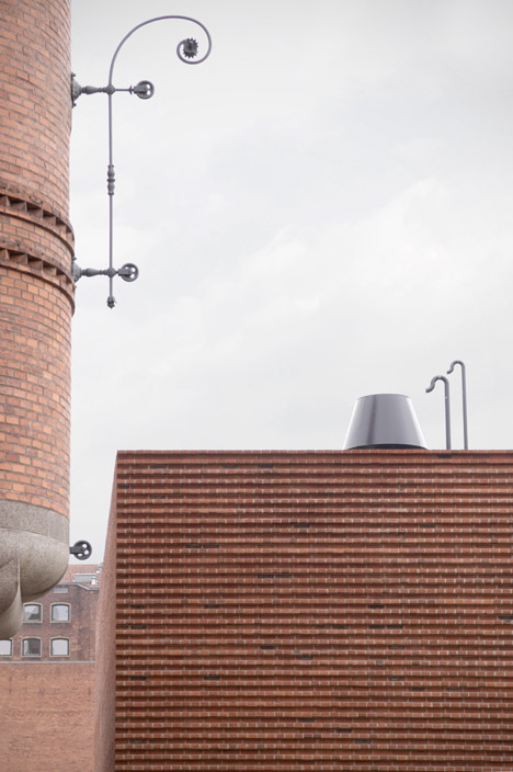 Borgergade District Cooling Plant by Gottlieb Paludan Architects