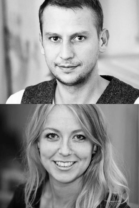 Reinier Bosch and Carolina Wilcke