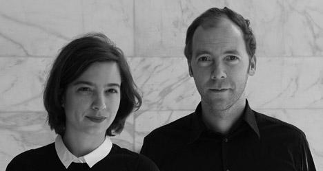 Aylin Langreteur and Christophe de la Fontaine