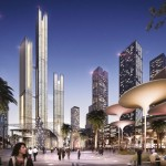 SOM unveils vision of new Egyptian capital for seven million people