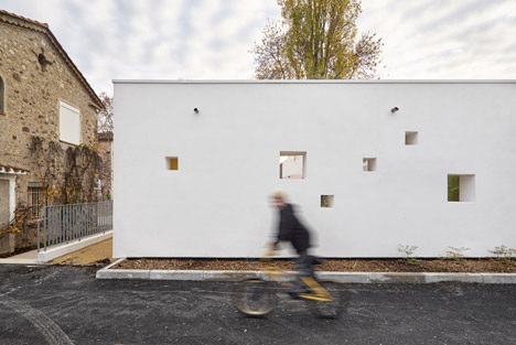 Childhood House by Heams & Michel Architectes