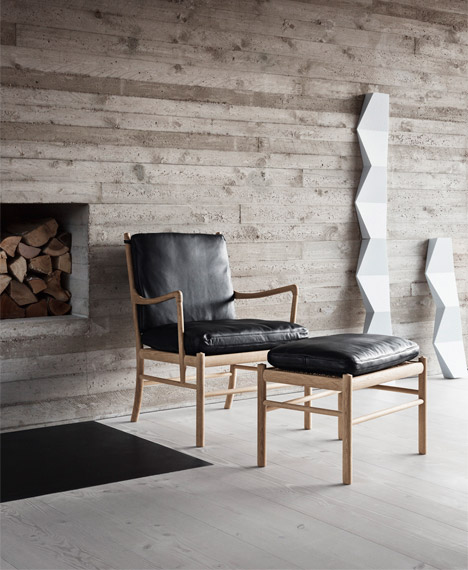 Colonial Collection from Carl Hansen & Son