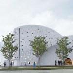 Henning Larsen reveals designs for new mosque in Copenhagen