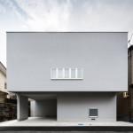 Kouichi Kimura's Cozy House is a family home in a busy Japanese neighbourhood