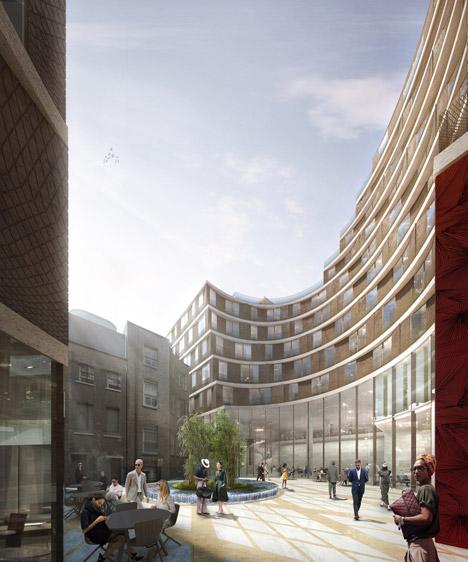 David Adjaye London s Piccadilly The Ritz_dezeen_1