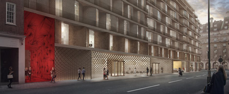 David Adjaye London s Piccadilly The Ritz_dezeen_2