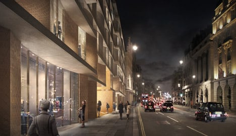 David Adjaye London s Piccadilly The Ritz_dezeen_3