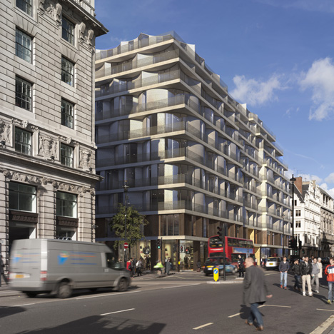 David Adjaye reveals £600 million project for London's Piccadilly