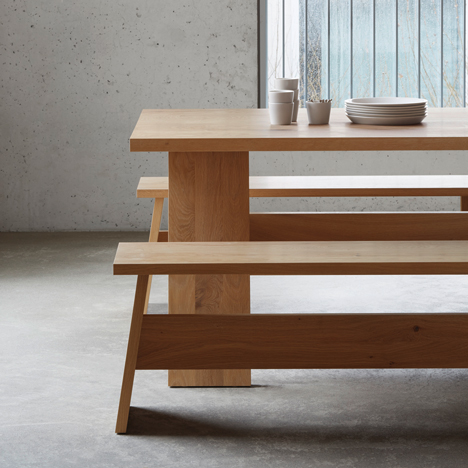David Chipperfield furniture for e15