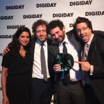 Dezeen named Best Content Studio at Digiday awards