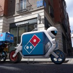 Domino's launches world's first driverless pizza delivery vehicles