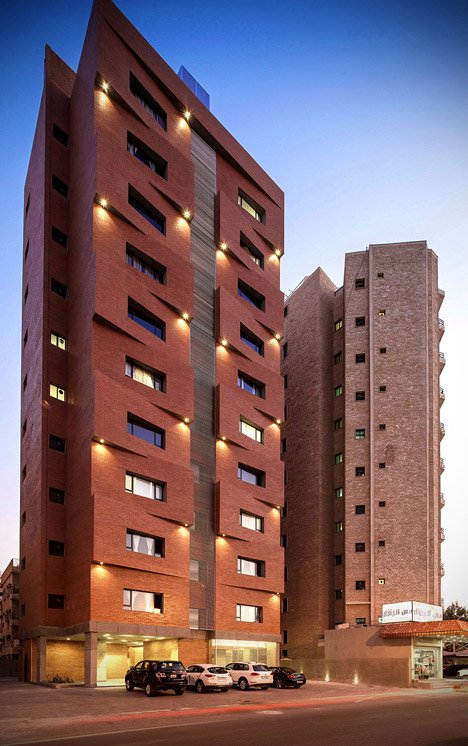 Edges Apartments Kuwait by Studio Toggle