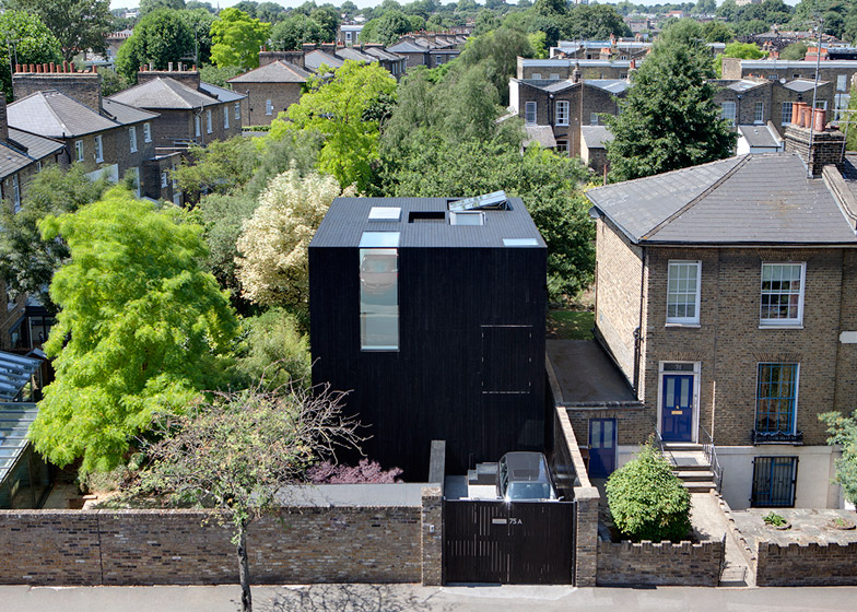 Crossrail house by Ed Reeve