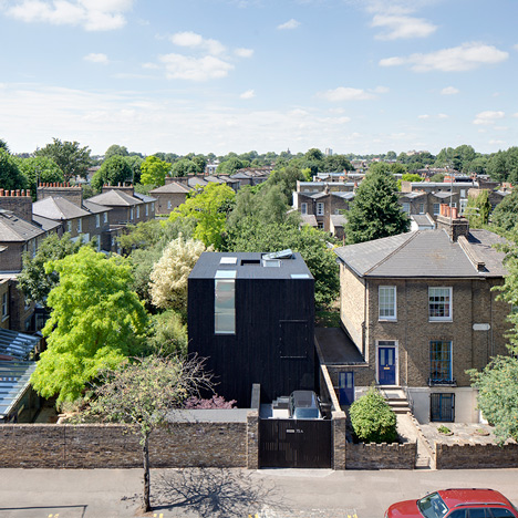 Private Crossrail station planned underneath Adjaye-designed London house