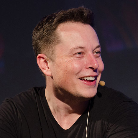 Driving cars could be outlawed<br /> says Tesla founder Elon Musk
