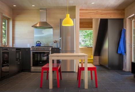 Family Retreat by Salmela Architect