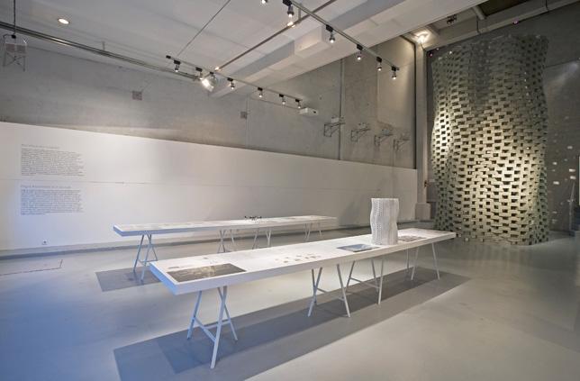 Flight Assembled Architecture by Gramazio & Kohler and Raffaello D'Andrea