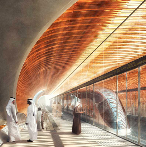 Foster + Partners to design all stations and trains for new Jeddah transport network
