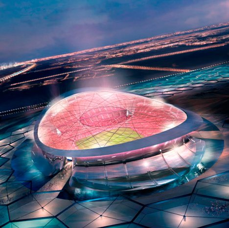 Foster Partners Wins Lusail Stadium Job For Qatar 2022 FIFA World Cup