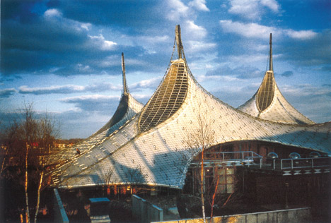 The 1967 International and Universal Exposition or Expo 67, 1967, Montreal, Canada