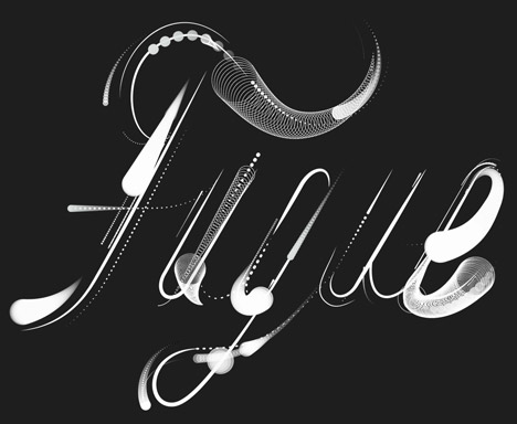 Fugue visual identity by Sagmeister &amp Walsh