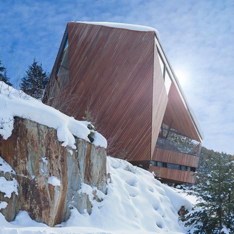 Hadaway House by Patkau Architects