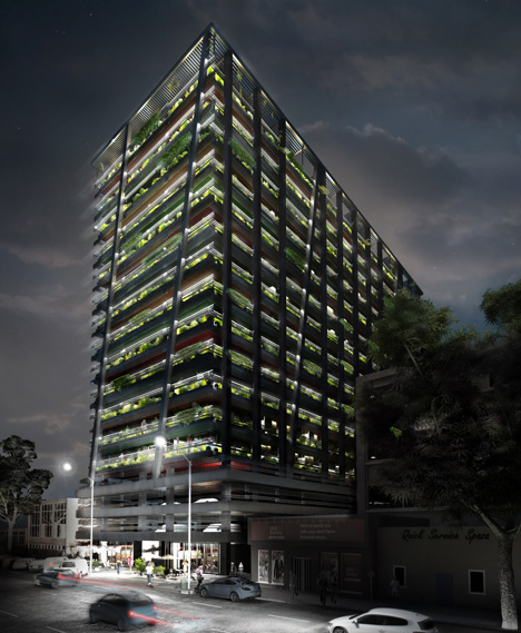 David Adjaye to transform Johannesburg high-rise Hallmark House into luxury apartments