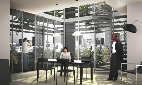 David Adjaye to transform Johannesburg high-rise Hallmark House into luxury apartments