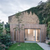 Haptic adds a pair of extensions to a Victorian home in west London