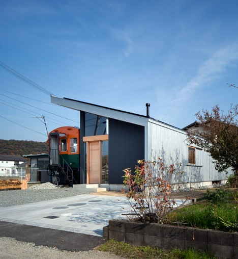 Home in Takasago City by Takanobu Kishimoto