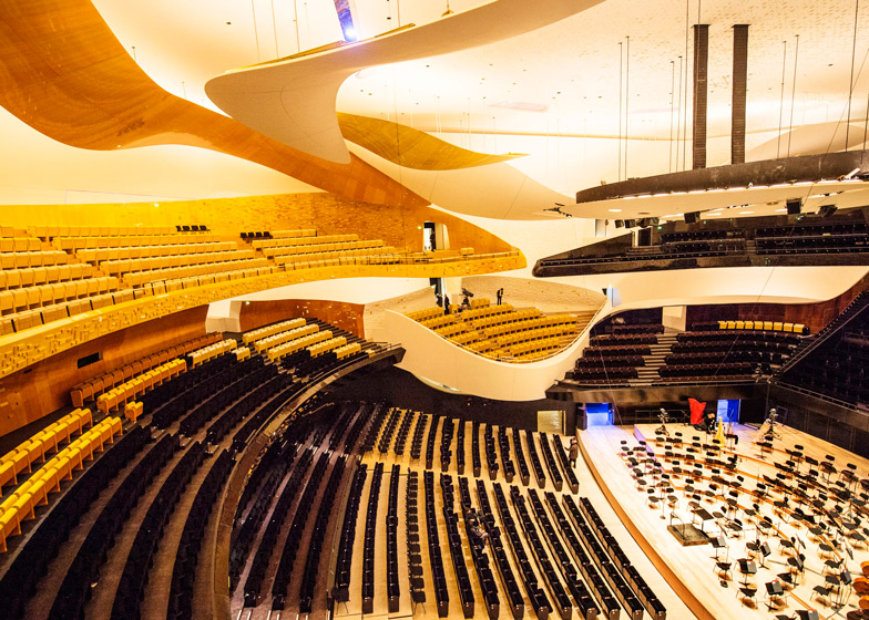 Jean Nouvel's Philharmonie de Paris