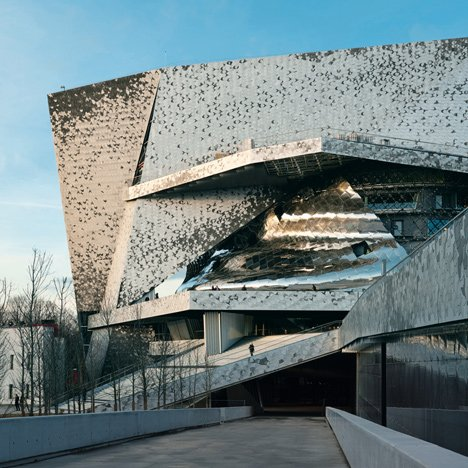 Jean Nouvel's Philharmonie de Paris