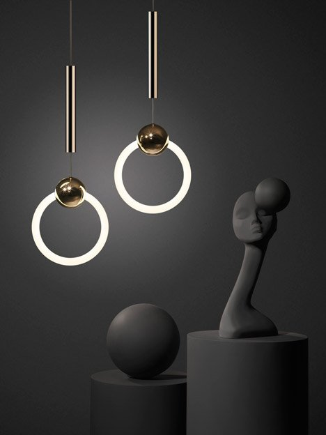 Lee Broom preview for Milan 2015